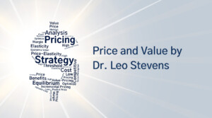 price and value by Dr. Leo Stevens